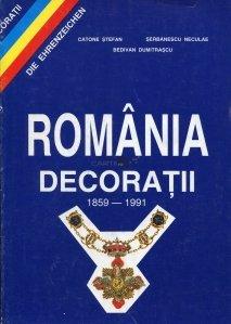 Romania: decoratii