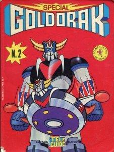 Goldorak, nr. 2