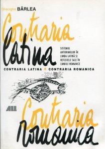 Contraria latina. Contraria romanica