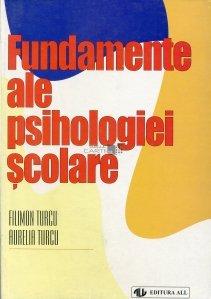 Fundamente ale psihologiei scolare