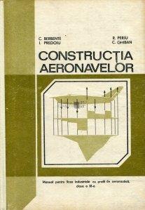 Constructia aeronavelor