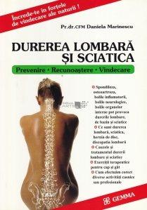 Durerea lombara si sciatica
