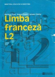 Limba franceza L2: manual pentru clasa a XI-a