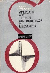 Aplicatii ale teoriei distributiilor in mecanica