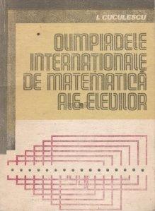Olimpiadele internationale de matematica ale elevilor