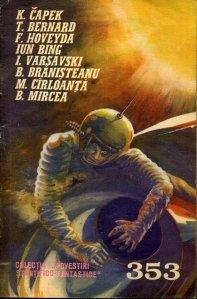 "Colectia ""Povestiri stiintifico-fantastice"", nr. 353"