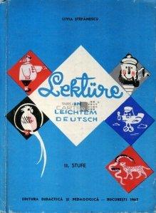 Lekture in leichtem deutsch / Lecturi usoare