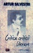 Critica criticii literare