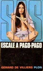 Escale a Pago-Pago / Misterul din Pago-Pago