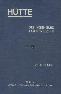Hutte des Ingenieurs Taschenbuch