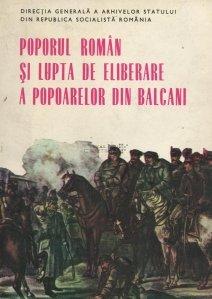 Poporul roman si lupta de eliberare a popoarelor din Balcani