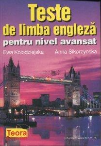 Teste de limba engleza pentru nivel avansat
