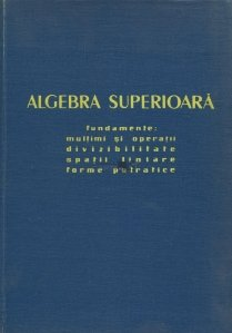 Algebra superioara