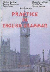 Practice in English Grammar