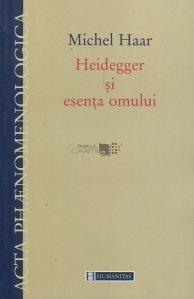 Heidegger si esenta omului