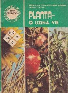 Planta - o uzina vie
