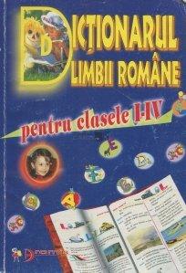 Dictionarul limbii romane pentru clasele I-IV