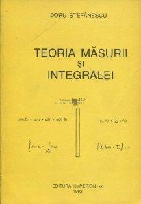 Teoria masurii si integralei
