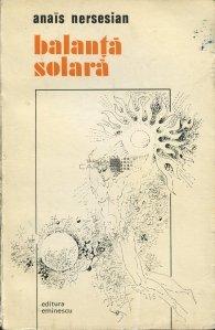 Balanta solara