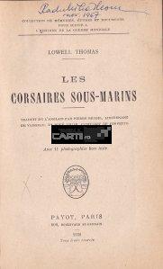 Les Corsaires Sous-Marins / Corsarii submarini