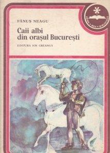 Caii albi din orasul Bucuresti