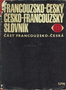 Dictionnaire Francais-Tcheque, Tcheque-Francais / Dictionar francez-ceh, ceh-francez