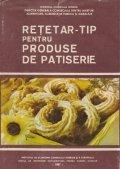 Retetar-tip pentru produse de patiserie