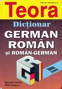 Dictionar german-roman si roman-german