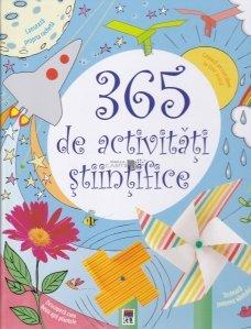 365 de activitati stiintifice
