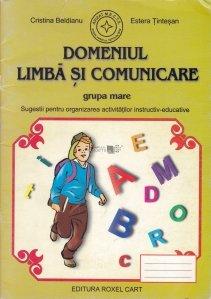 Domeniul Limba si comunicare