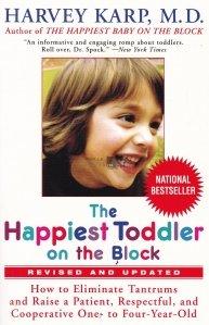 The Happiest Toddler on the Block / Cel mai fericit copil din bloc