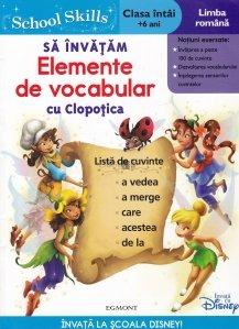 Sa invatam elementele de vocabular cu Clopotica