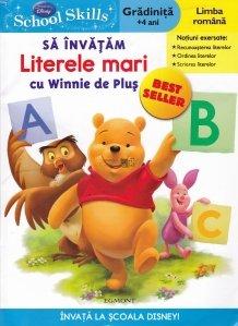 Sa invatam literele mari cu Winnie de Plus