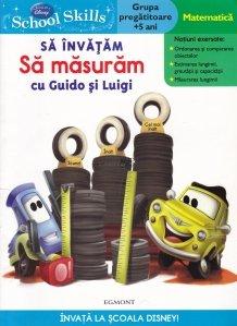 Sa invatam sa masuram cu Guido si Luigi