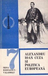 Alexandru Ioan Cuza si politica europeana