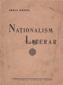 Nationalismul Literar