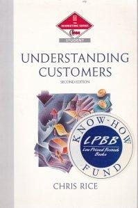 Understanding customers / Intelegerea clientilor
