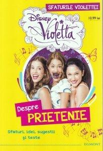 Sfaturile Violettei
