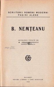 B. Nemteanu