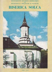 Biserica Solca