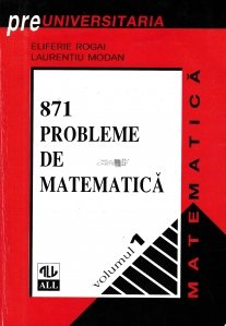 871 probleme de matematica