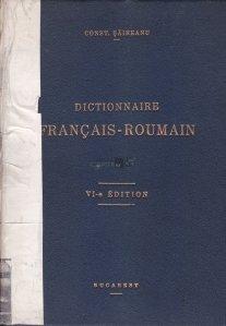 Dictionnaire Francais-Roumain