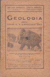 Geologia pentru clasa a III-a a gimnaziului unic