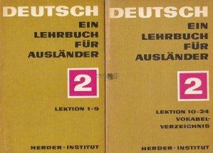 Deutsch ein lehrbuch fur auslander