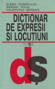 Dictionar de expresii si locutiuni