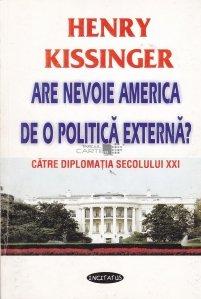 Are nevoie America de o politica externa?