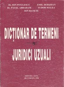 Dictionar de termeni juridici uzuali