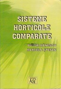 Sisteme horticole comparate