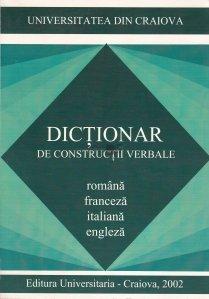Dictionar de constructii verbale
