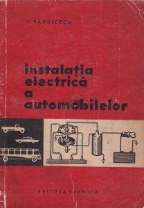 Instalatia electrica a automobilelor
